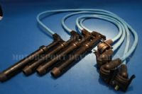HT Plug Leads Set for Ford Fiesta RS Turbo